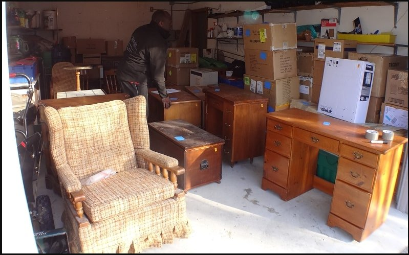 Donate Unwanted Furniture