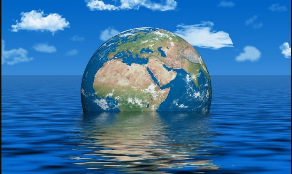 Sea levels Rise